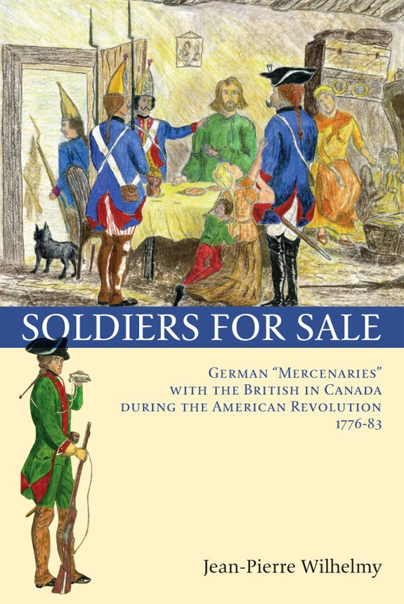 Soldiers for Sale, Marcel Trudel
