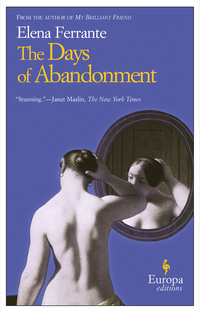 Vignette du livre The Days of Abandonment