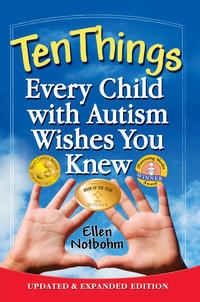 Vignette du livre Ten Things Every Child with Autism Wishes You Knew