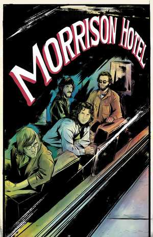 Vignette du livre Morrison Hotel: Graphic Novel