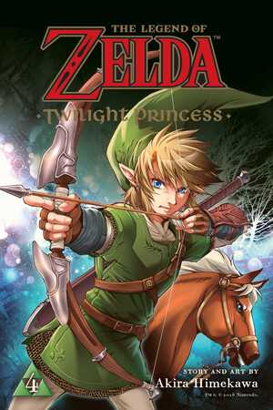Vignette du livre The Legend of Zelda: Twilight Princess, Vol. 4
