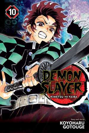 Vignette du livre Demon Slayer: Kimetsu no Yaiba, Vol. 10