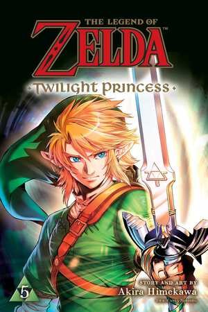 Vignette du livre The Legend of Zelda: Twilight Princess, Vol. 5