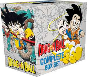 Vignette du livre Dragon Ball Complete Box Set
