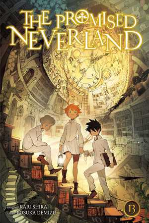 Vignette du livre The Promised Neverland, Vol. 13