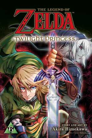 Vignette du livre The Legend of Zelda: Twilight Princess, Vol. 6