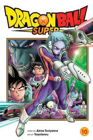 Vignette du livre Dragon Ball Super, Vol. 10