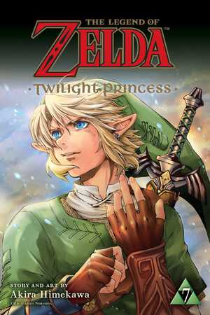 Vignette du livre The Legend of Zelda: Twilight Princess, Vol. 7