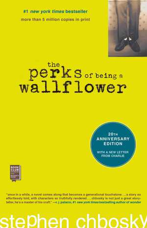 Vignette du livre The Perks of Being a Wallflower