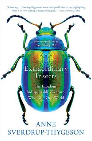 Vignette du livre Extraordinary Insects