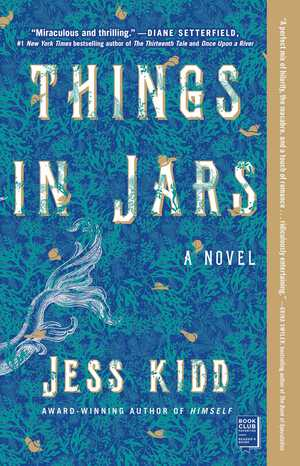 Vignette du livre Things in Jars