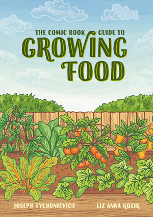 Vignette du livre The Comic Book Guide to Growing Food