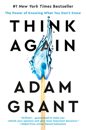 Vignette du livre Think Again