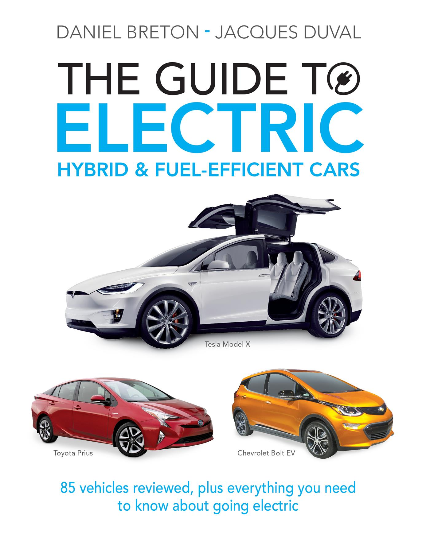 Vignette du livre Guide to Electric, Hybrid & Fuel-Efficient Cars