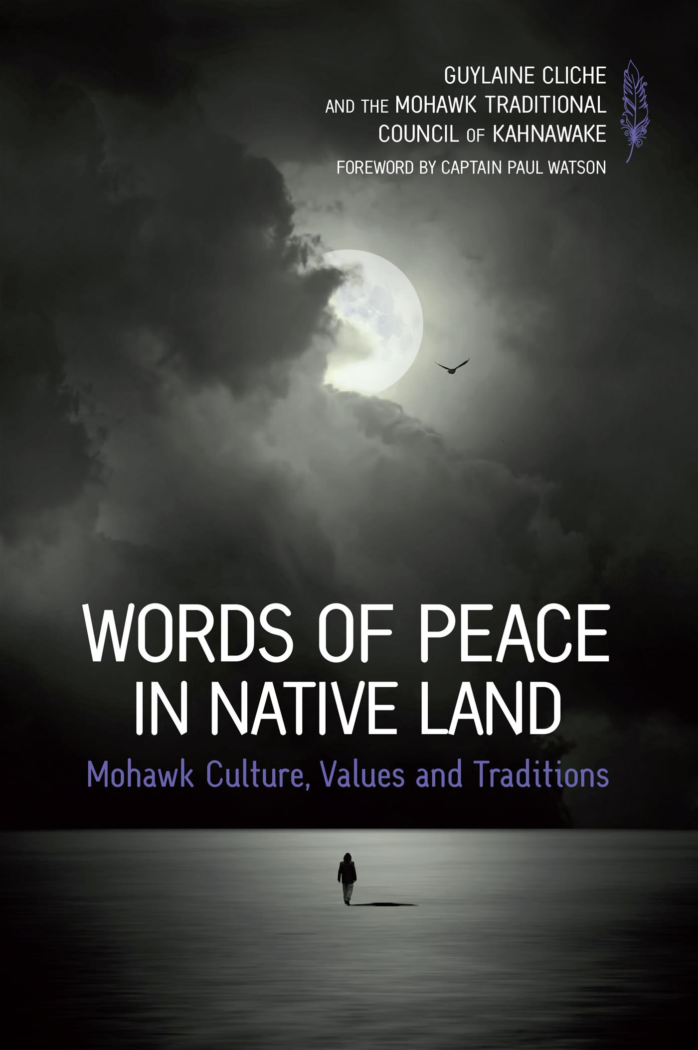 Vignette du livre Words of Peace in Native Land