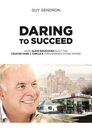 Vignette du livre Daring to Succeed
