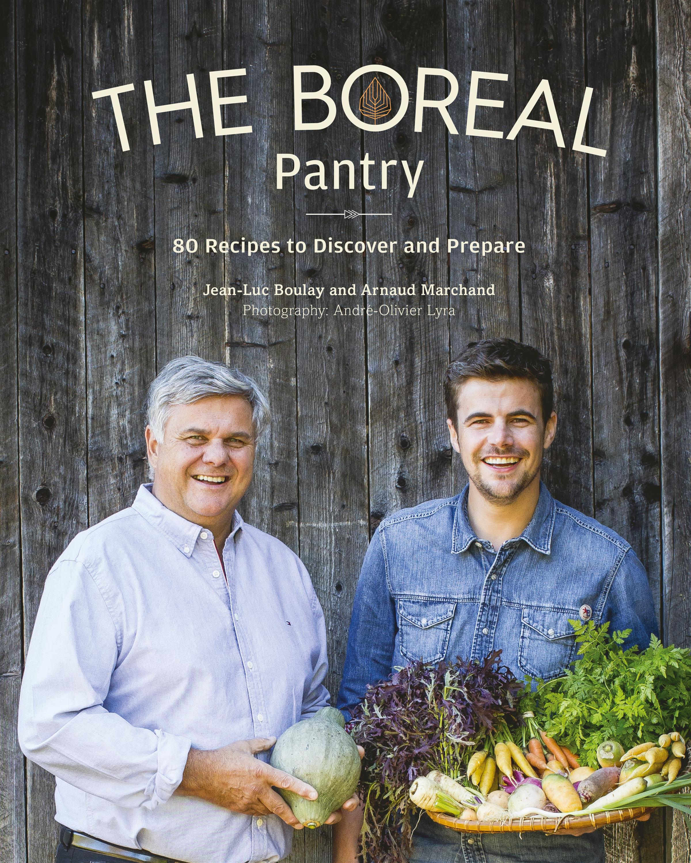 Vignette du livre The Boreal Pantry