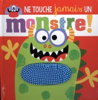 Ne touche jamais un monstre! - Stuart Lynch