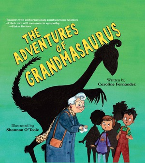 Vignette du livre The Adventures of Grandmasaurus