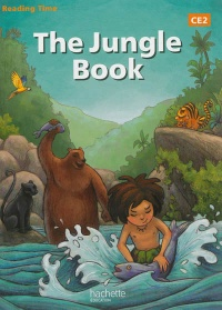 Vignette du livre The Jungle Book: CE2