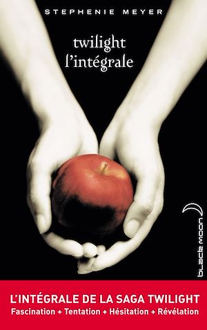 L'intégrale de la saga Twilight - Stephenie Meyer