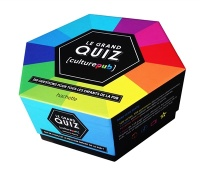Vignette du livre Culture pub: le grand quiz : 350 questions...