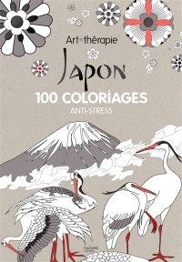 Vignette du livre Japon : 100 coloriages anti-stress