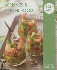 Vignette du livre Verrines & finger food
