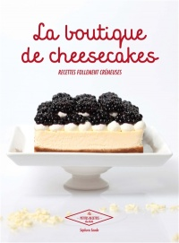 La boutique de cheesecakes, Virginie Garnier