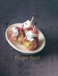 Vignette du livre Finger food - Thomas Clouet