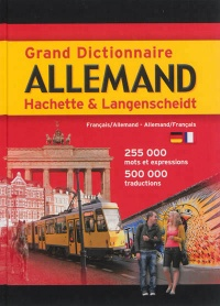Grand dictionnaire Hachette-Langenscheidt frs-all.et VV