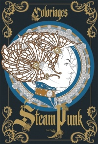Coloriages steampunk - Jean-Luc Guérin