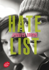 Vignette du livre Hate List