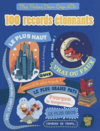 100 records étonnants, Emmanuelle Radiguer