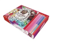 Vignette du livre Ever After High: coffret Mes mandalas - Mélody Denturck