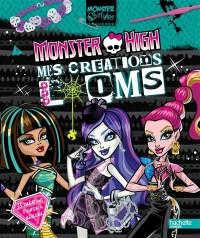 Vignette du livre Monster high: mes créations en looms - Marie Vendittelli, Mélody Denturck