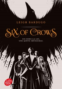 Vignette du livre Six of Crows T.1