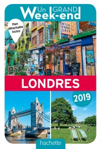 Vignette du livre Un grand week-end à Londres 2019
