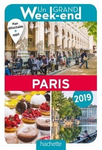Vignette du livre Un grand week-end à Paris 2019