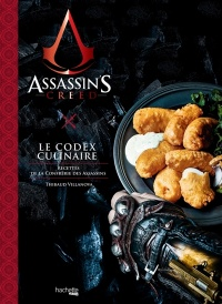 Vignette du livre Assassin's Creed : Le codex culinaire