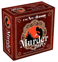 Vignette du livre Murder Party : escape game