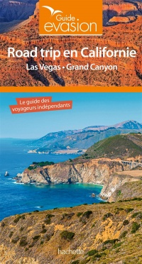 Vignette du livre Road trip en Californie : Las Vegas, Grand Canyon