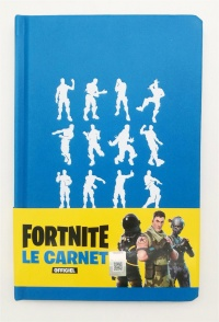 Vignette du livre Fortnite, le carnet officiel