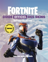 Vignette du livre Fortnite : guide officiel des tenues