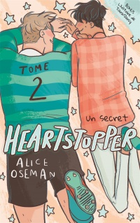 Vignette du livre Heartstopper T.2 : Un secret