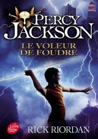 Percy Jackson T.1 : Le voleur de foudre - Rick Riordan
