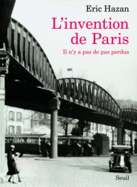 Vignette du livre L'invention de Paris