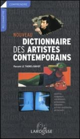 Dictionnaire des artistes contemporains - Pascale Le Thorel