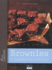 Vignette du livre Brownies & fondants au chocolat