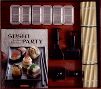 Vignette du livre Sushi party
